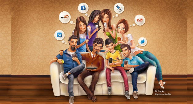 How Social Networking Simplifies Business Communication