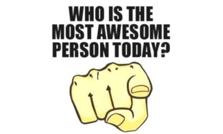 Daily Reminder You Are Awesome