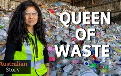 Oueen of Waste – The Australian Story